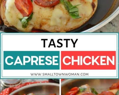 Caprese Chicken