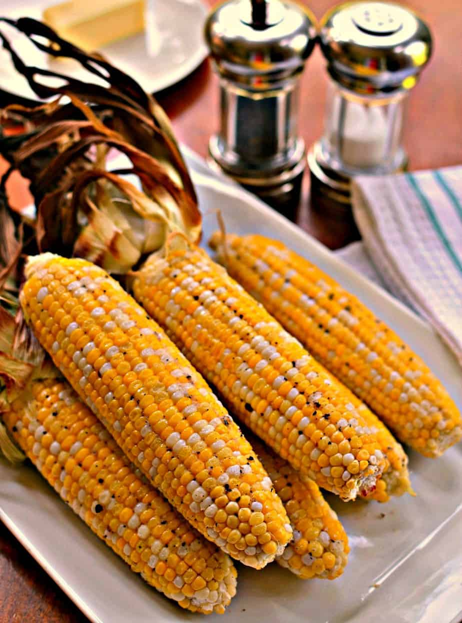 Sweet Oven Roasted Corn is amazingly easy, so dependable and mouthwatering good.