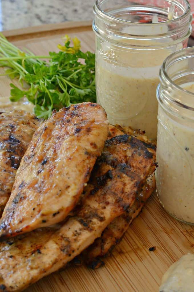 White Barbecue Sauce