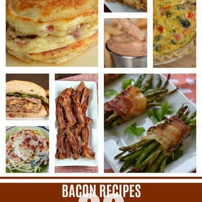 60 Best Bacon Recipes