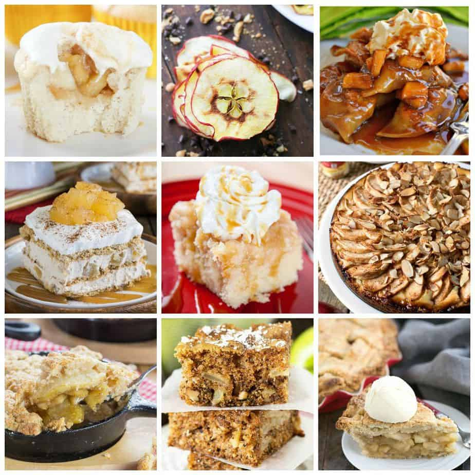 50 Amazing Apple Desserts