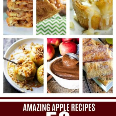 50 Absolutely Amazing Apple Desserts