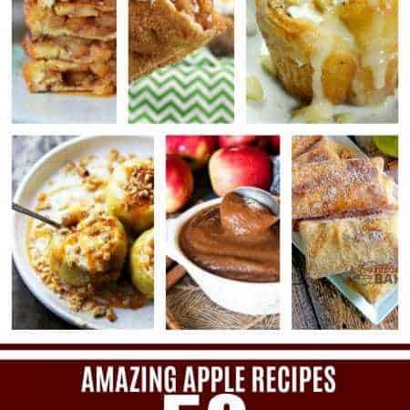 50 Absolutely Amazing Apple Desserts
