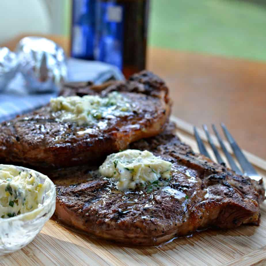 Perfect Steak Butter