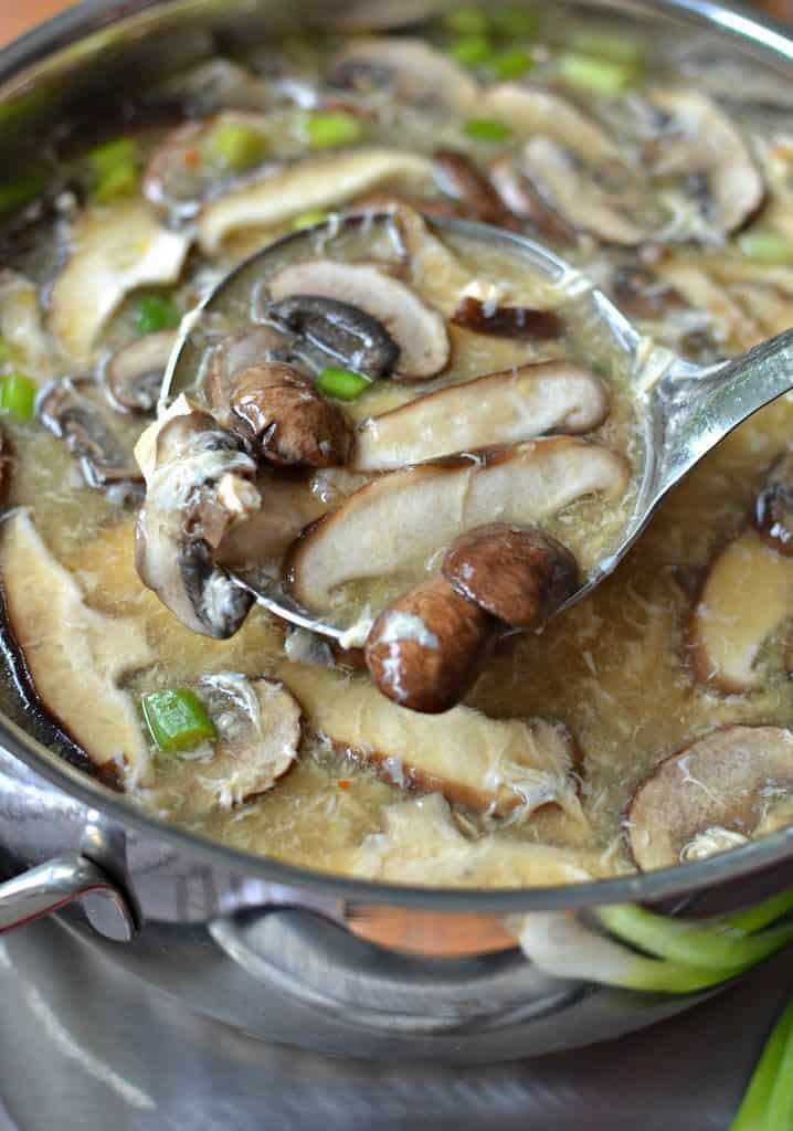 Tasty Hot and Sour Soup