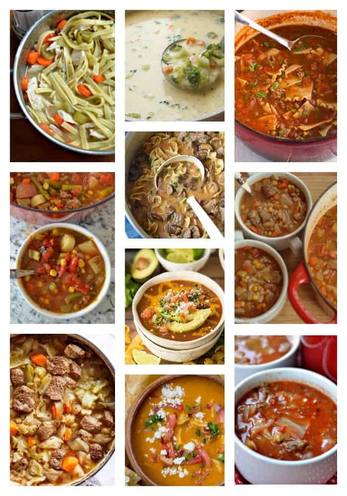 Soup Recipes To Warm Your Heart