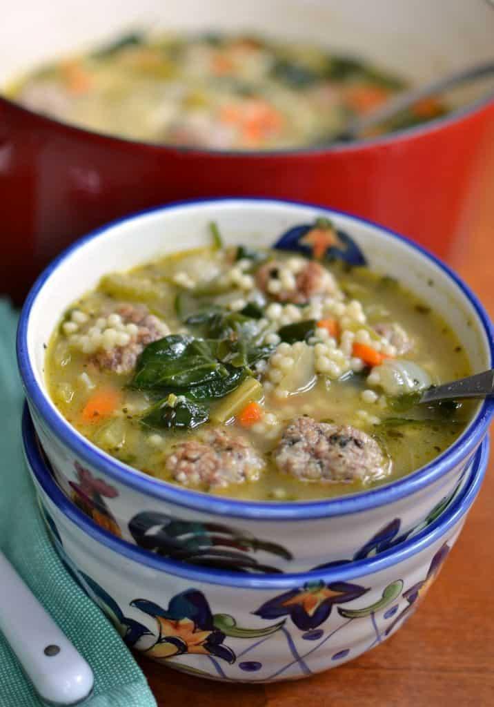 What is Italian Wedding Soup