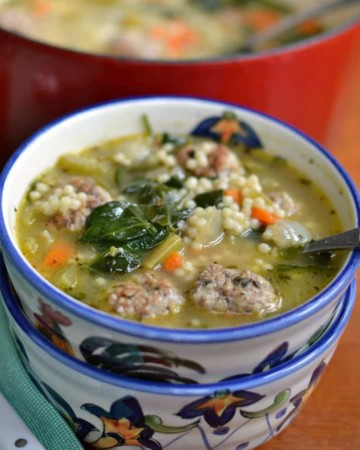 Best Ever Italian Wedding Soup Recipe