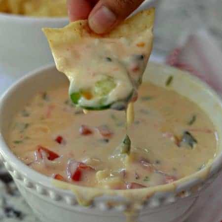 White Queso Dip That Rivals Your Favorite Mexican Restaurant