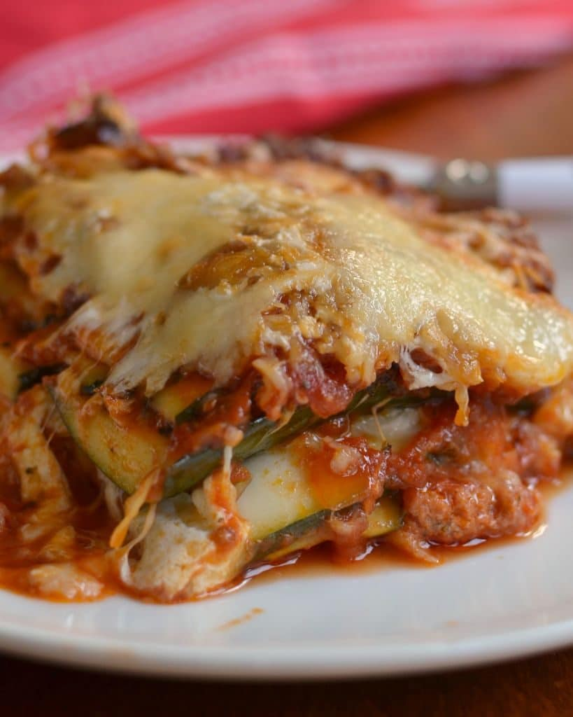 Mouthwatering Good Low Carb Zucchini Lasagna is a must-try recipe