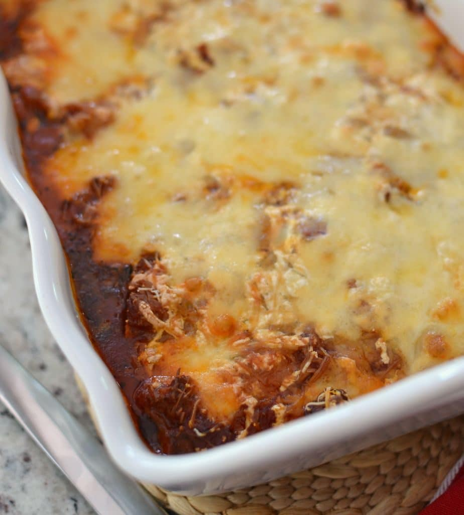 Zucchini Lasagna (A More Than Satifying Low Carbohydrate Treat)