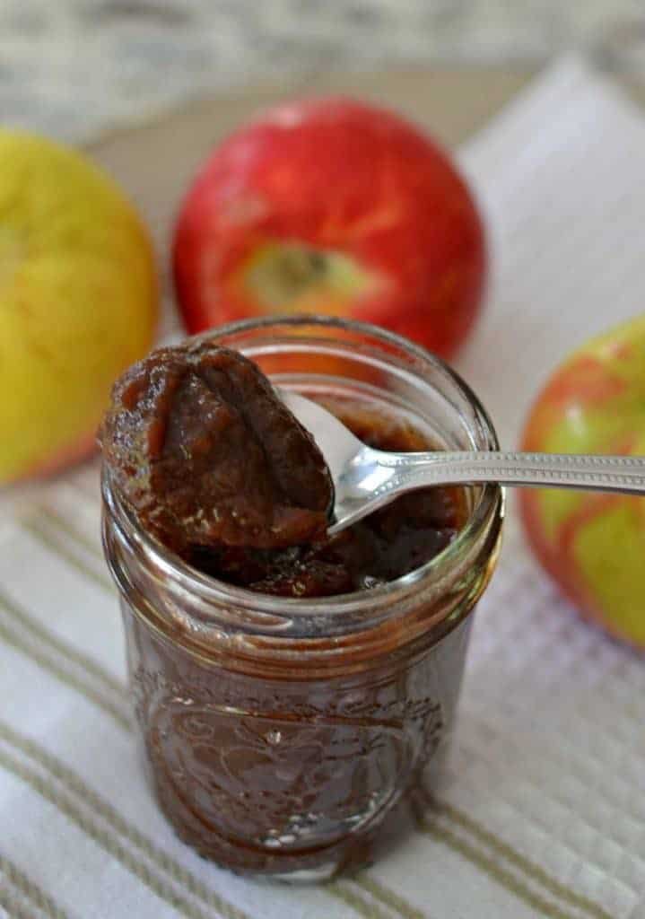 Lip Smacking Apple Butter