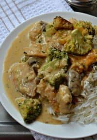Chicken Divan (A Family Favorite Easy Weeknight Casserole)