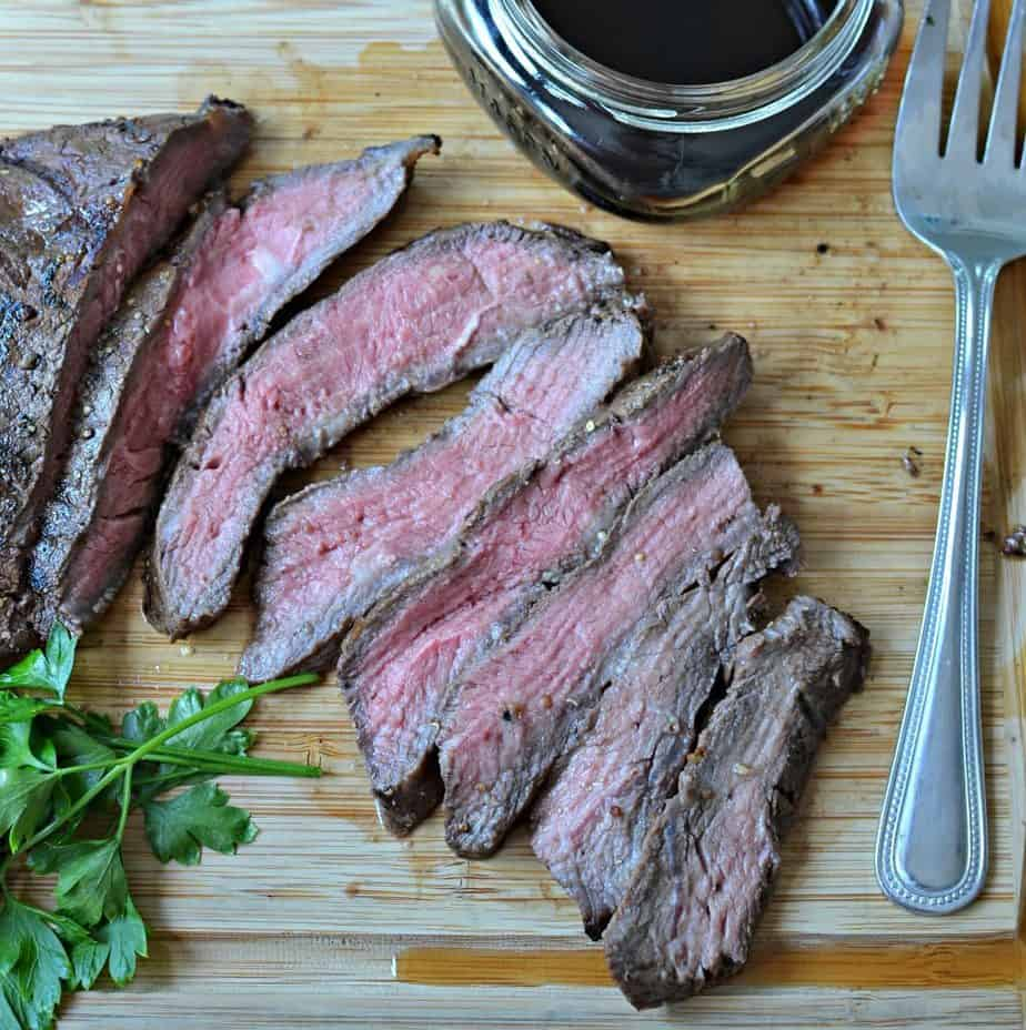 Grilled flank steak is a simple and easy recipe that takes many dishes to the next level