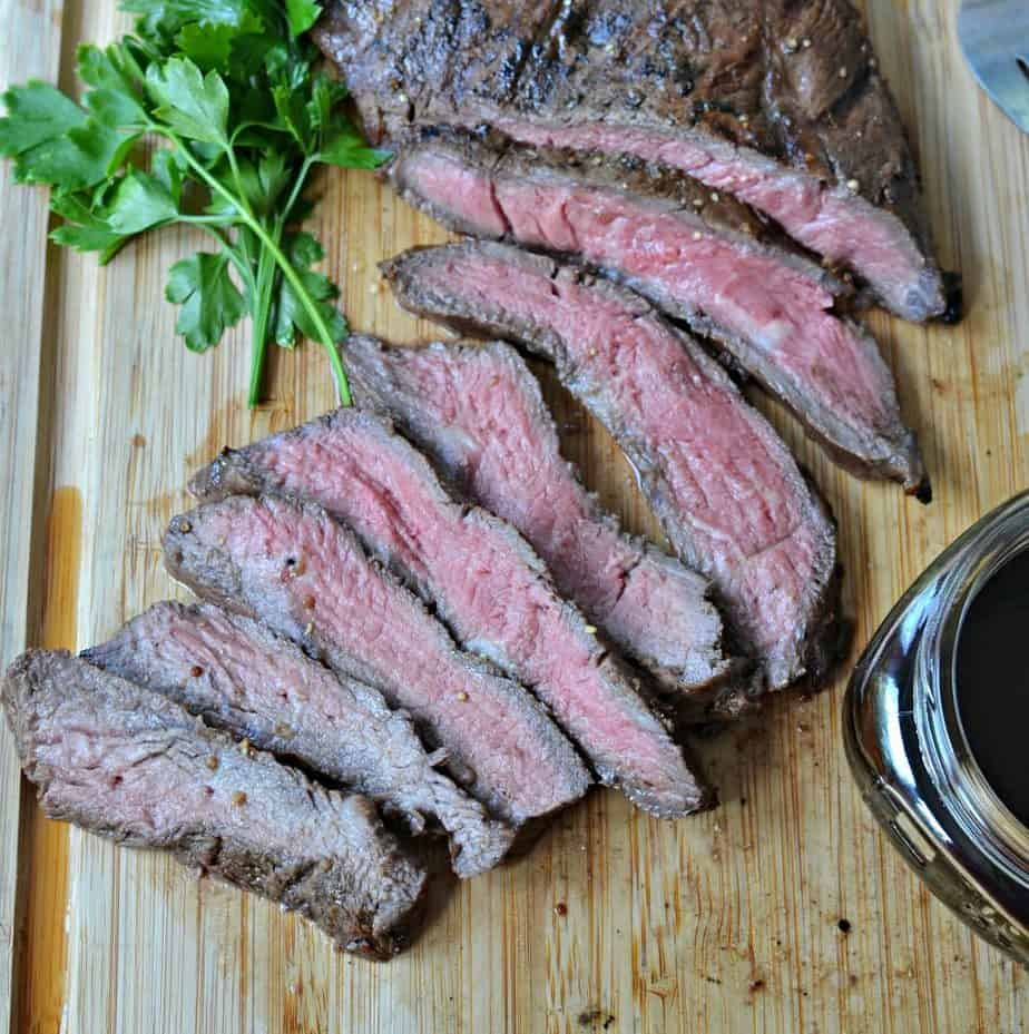 Mouthwatering Good Grilled Flank Steak