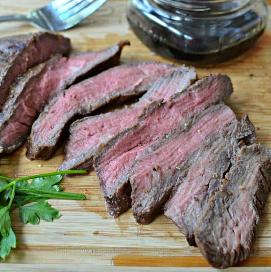 Easy grilled flank steak can be used in a ton of delicious recipes