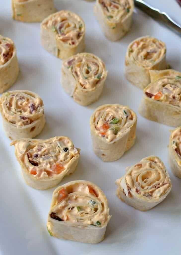 Tortilla Pinwheel Recipes