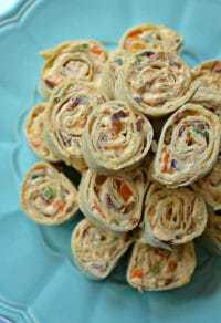 Jalapeno Popper Pinwheel Recipe (A Game Day and Party Favorite)