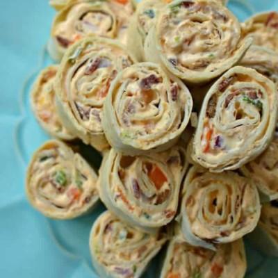 Jalapeno Popper Pinwheel Recipe