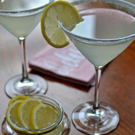 Lemon Drop Martini Recipe (A Lemon Lovers Dream Come True)