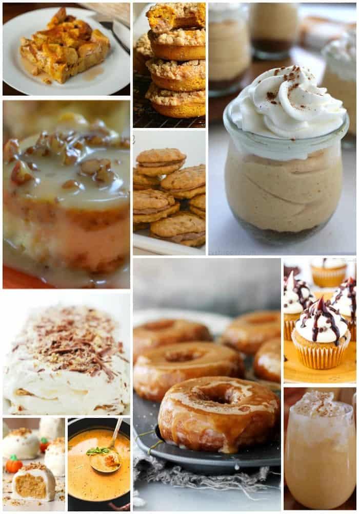 Amazing Pumpkin Recipes