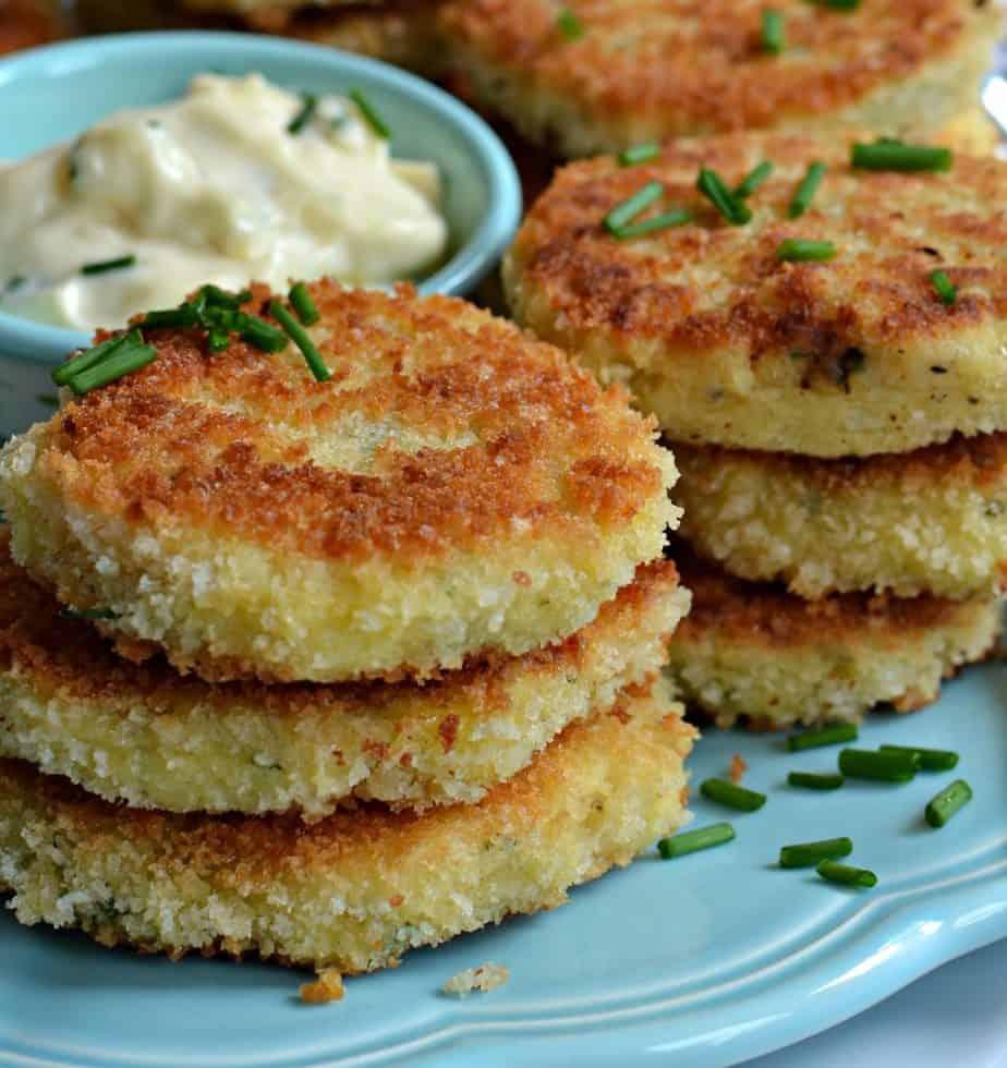 Delicious Easy Potato Croquettes