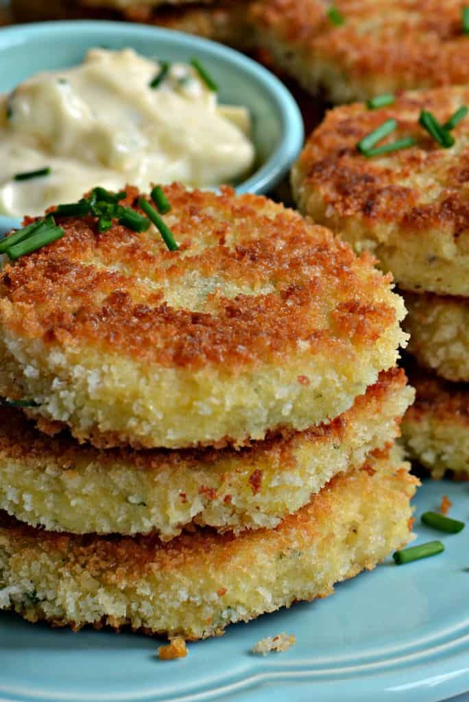 How to Make Potato Croquettes