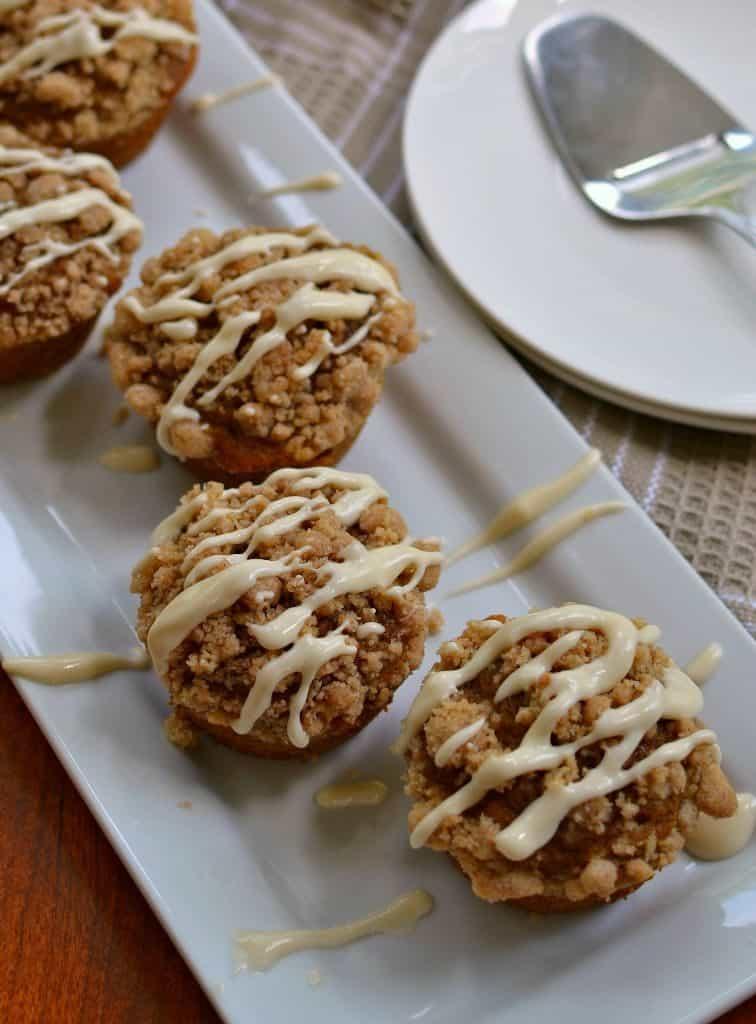 Scrumptious Pumpkin Muffin Recipe