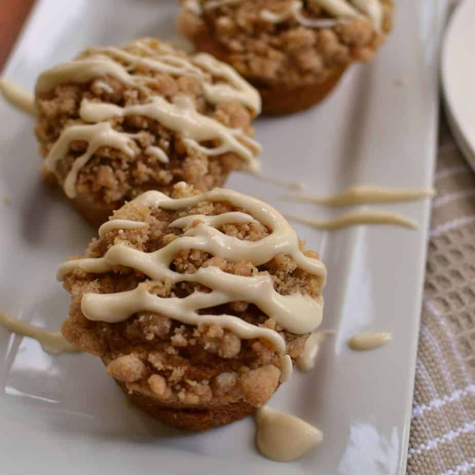 Delectable Pumpkin Muffins