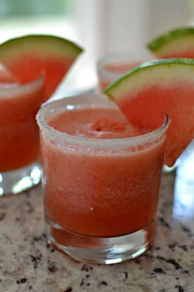 Watermelon Margarita (The Ultimate Summer Cocktail Experience)