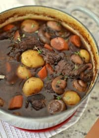 Beef Bourguignon Recipe (Simple Enough for Even the Novice Chef)