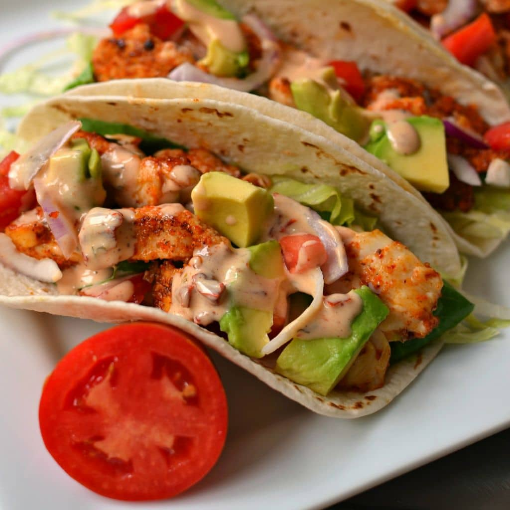 Tasty Chicken Taco Recipe