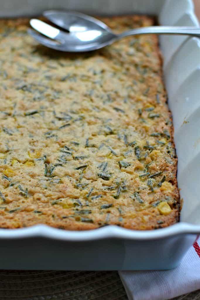 Delicious and Easy Corn Pudding Recipe