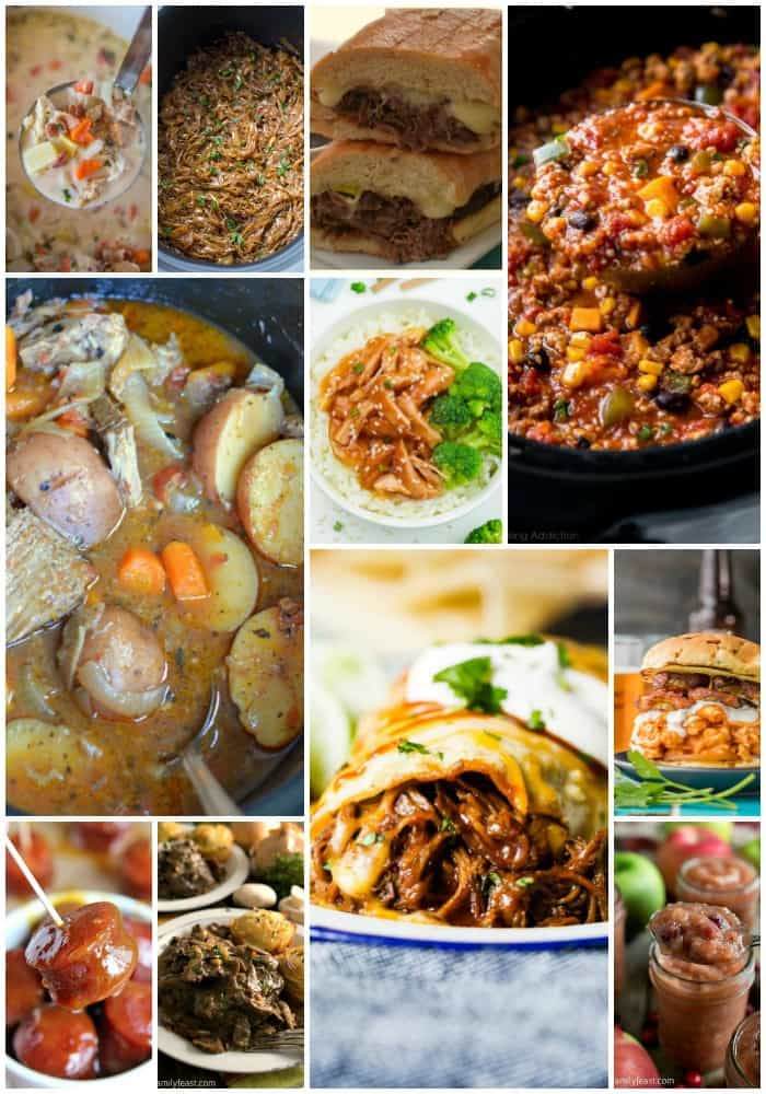 Scrumptious Slow Cooker Recipes