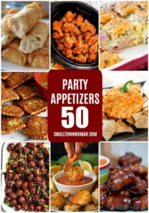 Party Appetizers (A Thorough Collection for Fall and Winter Entertaining)