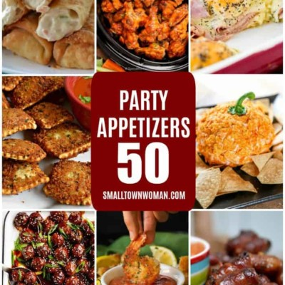 50 Fall and Winter Party Appetizers