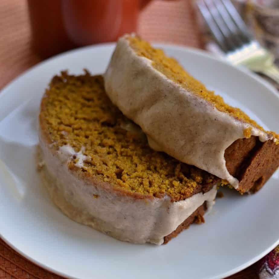 Scrumptious Pumpkin Bread