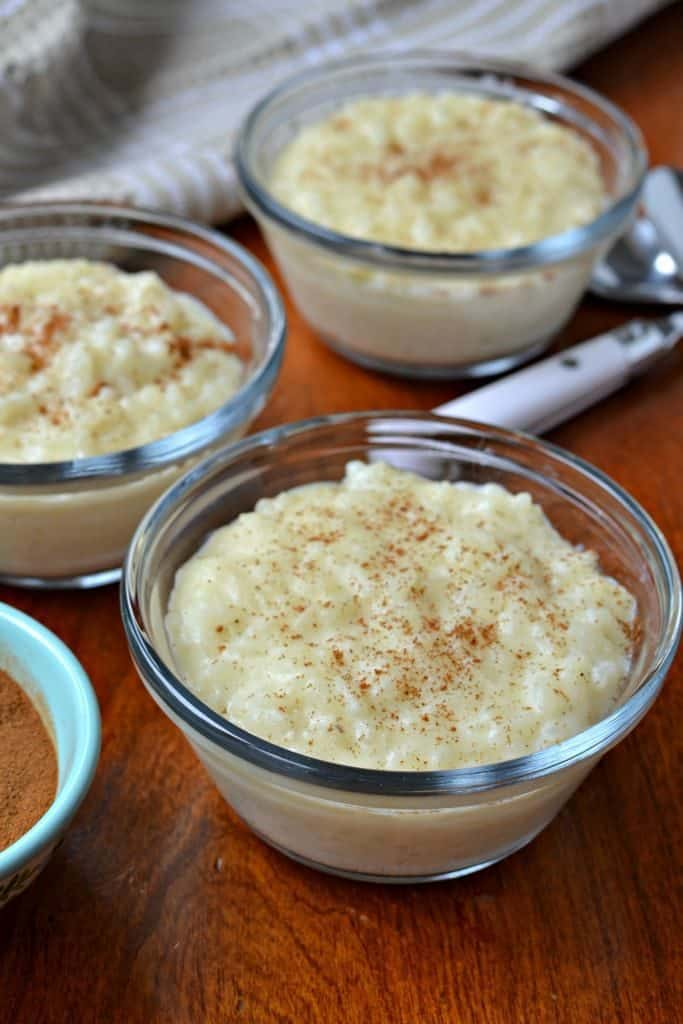 Rice Pudding Recipe (A Rich Lusciously Creamy Family Favorite)