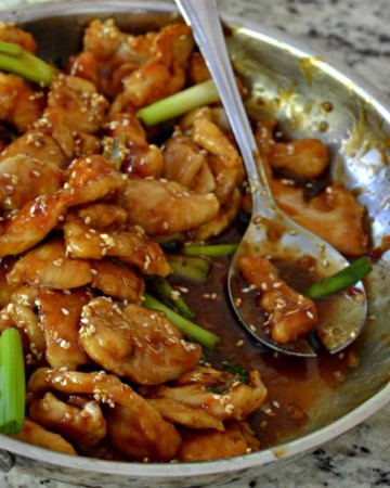 Sesame Chicken Recipe (A Meal that Even the Novice Cook can Handle)