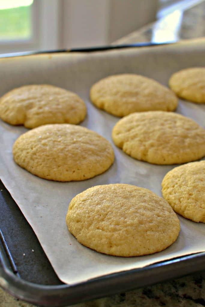 Easy Homemade Sugar Cookies