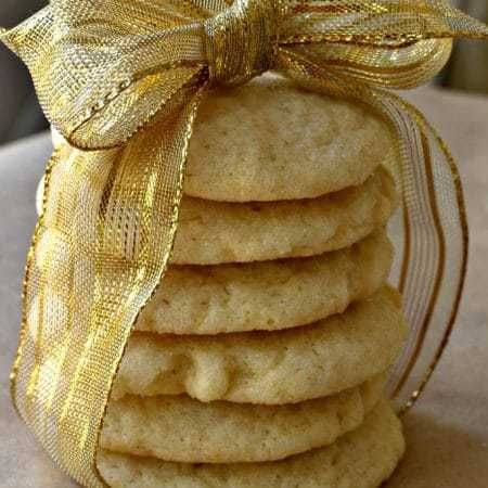 Homemade Sugar Cookies (Just Like My Grandma Used to Make)