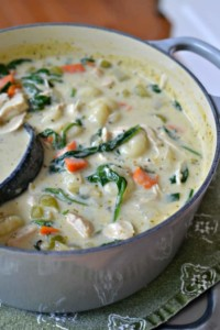 Chicken Gnocchi Soup (A Quick and Easy Family Favorite)
