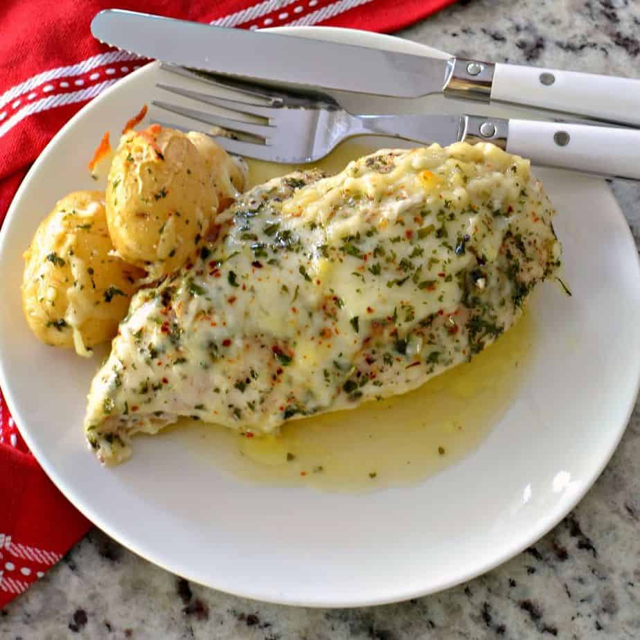 Delicious and Easy Garlic Butter Chicken