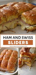 Ham Sliders