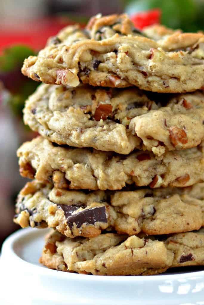 Homemade Chocolate Chip Cookie Recipe