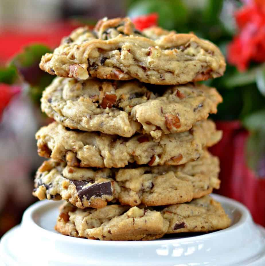 Homemade Chocolate Chip Cookies Small Town Woman