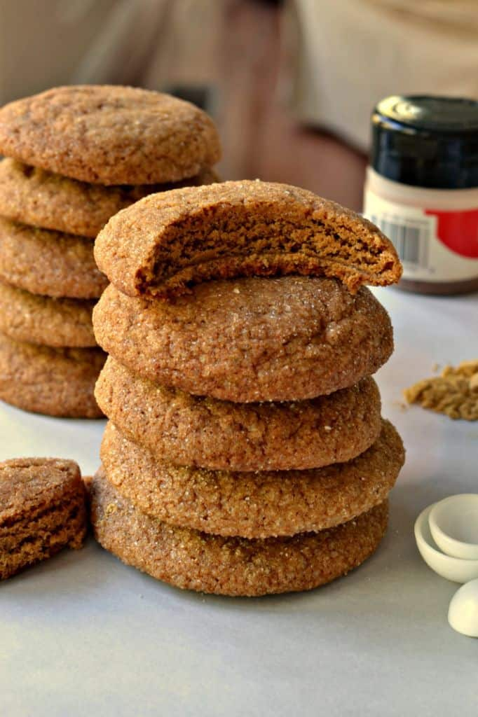 Scrumptious Soft Gingerbread Cookies