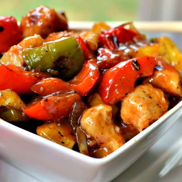 Sweet And Sour Chicken Recipe A One Skillet 30 Minute Meal