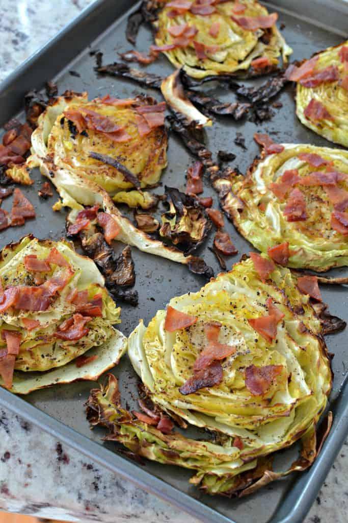 Cabbage Steak