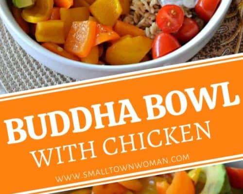 Buddha Bowl with Chicken